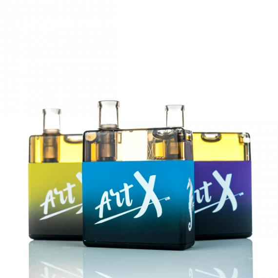 ART X Disposable vape kit - оригинальность имеет место...