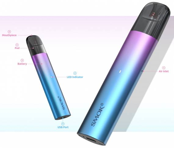 SMOK SOLUS kit - простота залог успеха...