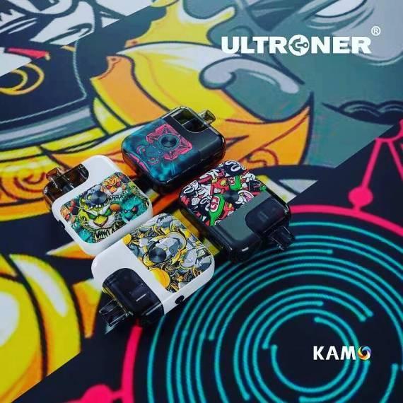 Новые старые предложения - Ultroner Kamo POD kit и Vaporesso LUXE PM40...