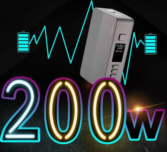 Steam Crave Hadron Plus DNA250C - теперь классическое исполнение...