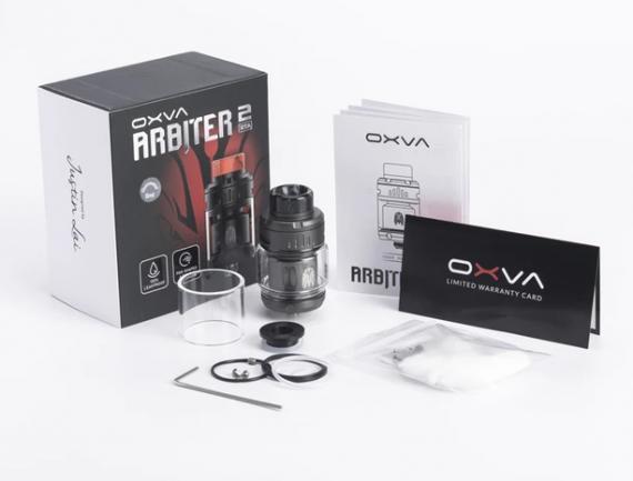 OXVA Arbiter 2 RTA - непринципиально усовершенствованный...