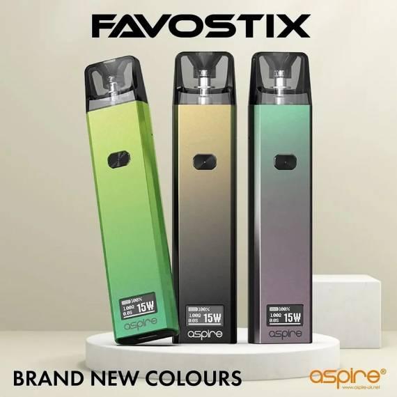 Новые старые предложения - Aspire Favostix POD system и Vilter kit...