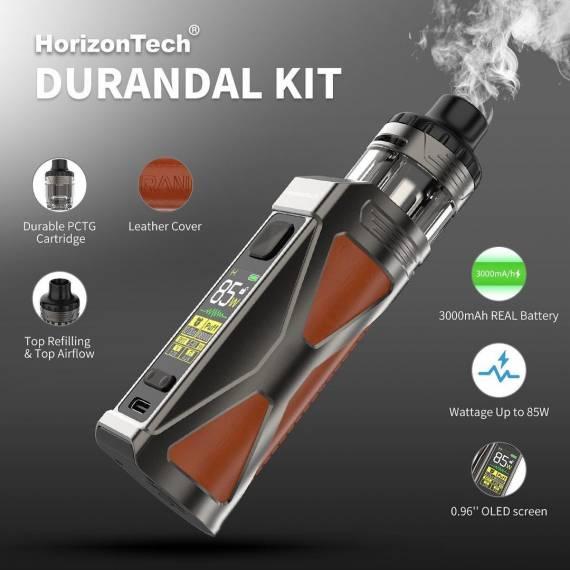 HorizonTech Durandal POD kit - непроливаемый и автономный набор...