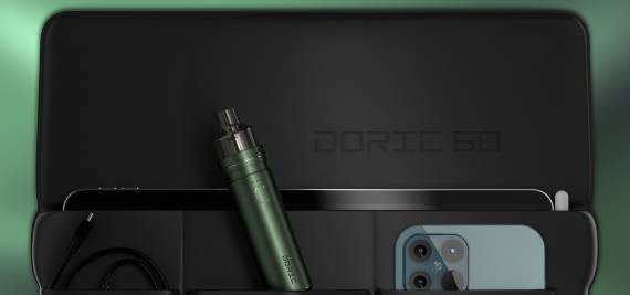Voopoo Doric 60 POD kit - трубомодный набор...