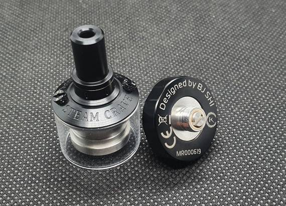 Пощупаем??? - Steam Crave Mini Robot Combo kit...
