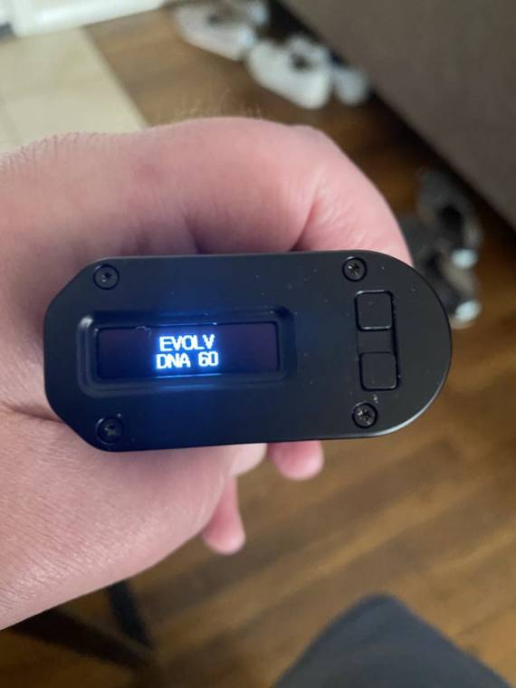 DOVPO x Suicide Mods Abyss DNA60 -