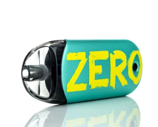 Foger Zero Flavor Kit - старый знакомый с жижей в придачу...