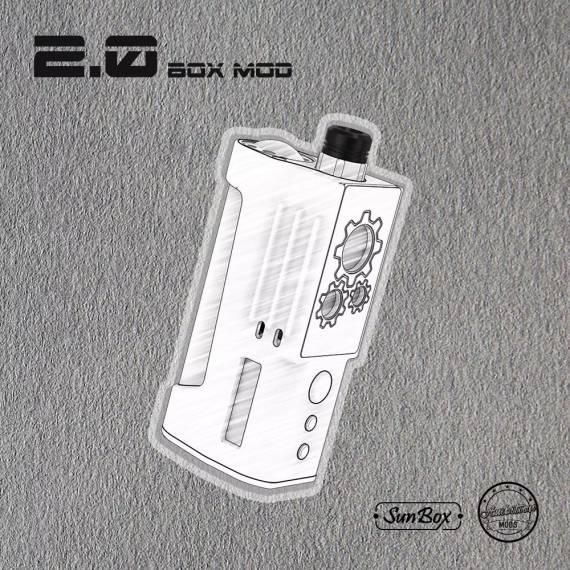 Ambition Mods & Sun box 2.0 Box Mod - интересный донор для Boro танков...