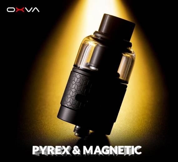 Oxva Unione PnM tank  - стеклянный и магнитный...