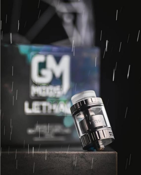 QP DESIGN & GM Mods Lethal RTA - скучноватая классика...