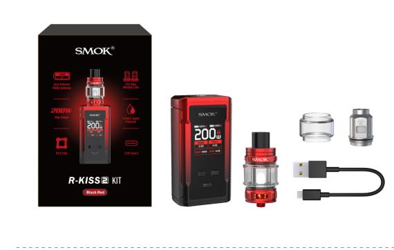 SMOK R-KISS 2 kit - воздушный поцелуй...