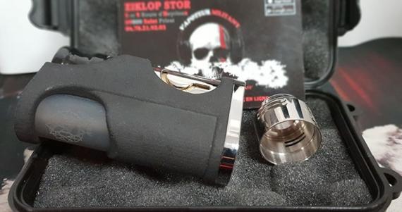 Killer Gun-BF, мод в котором есть возможность выбора между сквонкером и обычным мехом