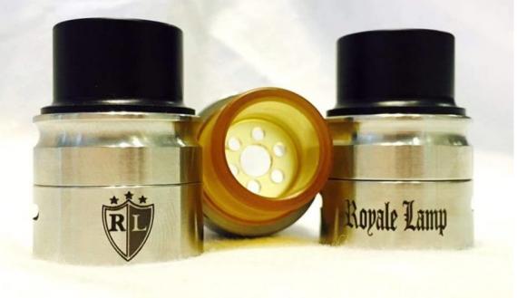 Royale Lamp RDTA - давно забытый формат, а почему бы и нет?