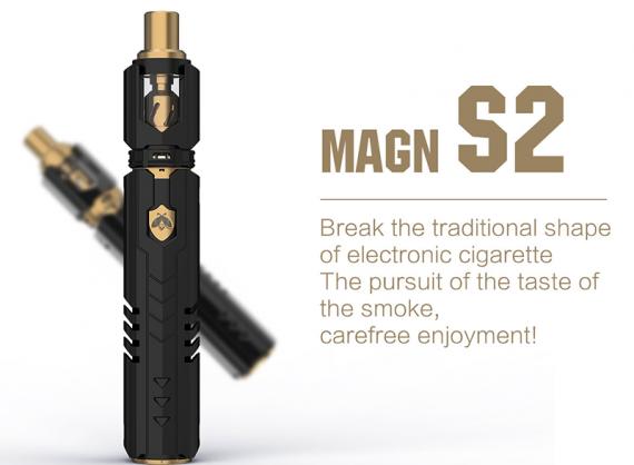Magn S2 от компании Mlife - современная э-гошка на керамических койлах