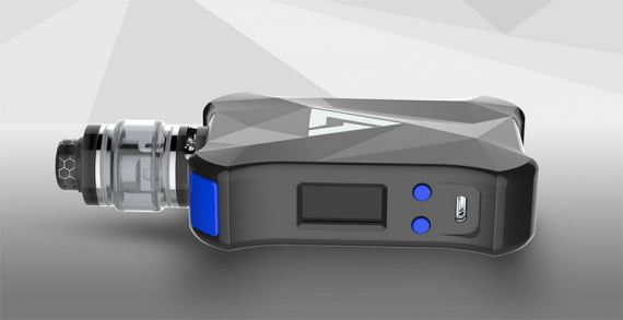 Desire X-MOD 200W & MESHDOG Tank Starter Kit - неплохой подарок к Новому Году по вкусной цене