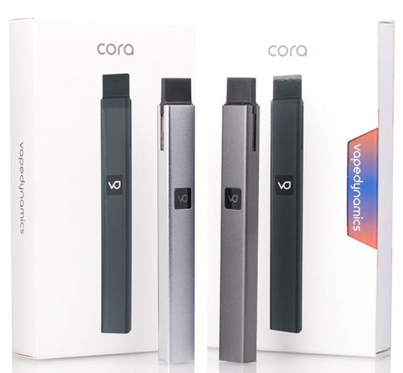 Cora Ultra Portable System – небольшое устройство для «солевиков» от VapeDynamics