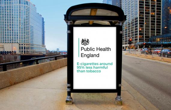 Там, где вэйпинг запрещен, уровень курения высок, а общественное здравоохранение находится под угрозой