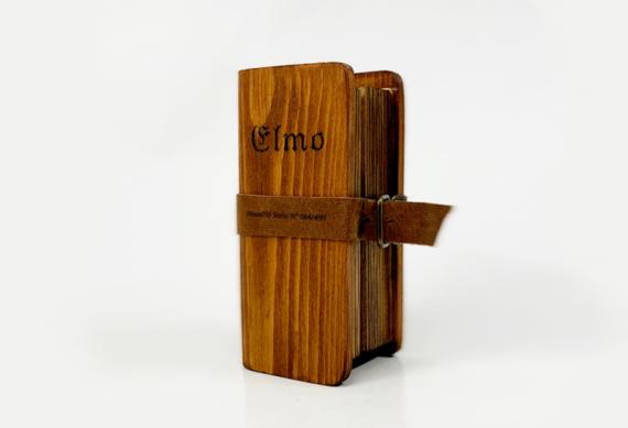 Elmo RDA - вот это действительно необычно и по-новому. Интересное решение от компании Templario Mod