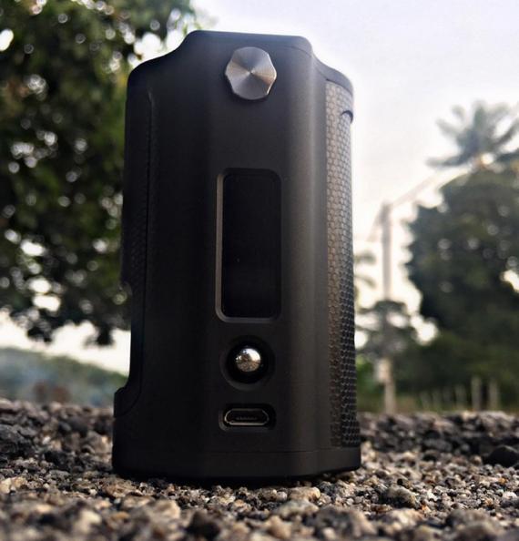 KAMi от компании TorqMods - еще один сквонк-недобочка под разные форматы аккумуляторов