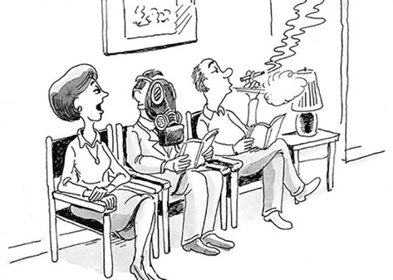 Пассивное курение и вэйпинг. Общество часто сопоставляет эти два понятия. Разберемся раз и навсегда