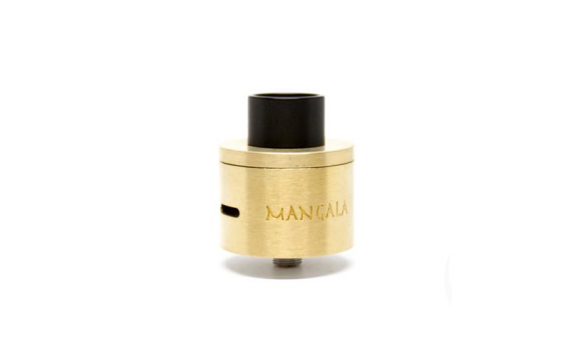 Mangala RDA - 30мм в диаметре, за 30 долларов. Vaperz Cloud в своем репертуаре