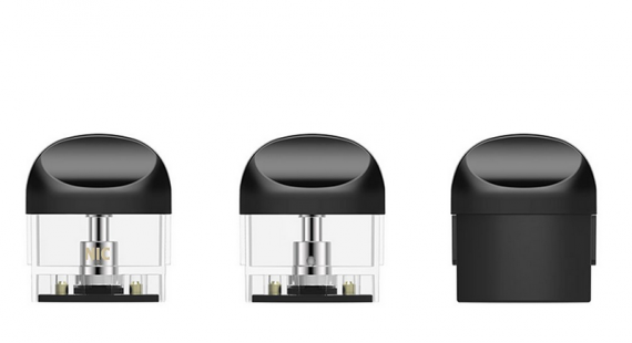 Evolve 2.0 Pod - компактное устройство на керамических и кварцевых испарителях от компании Yocan