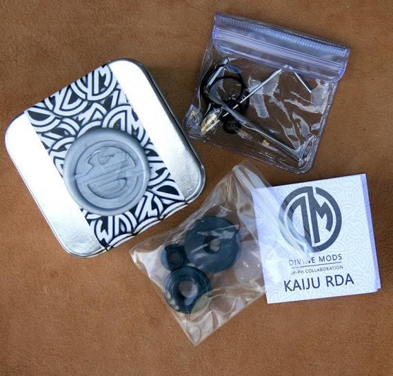 Kaiju RDA - новый проект с интересной реализацией деки от компании Divine Mods.