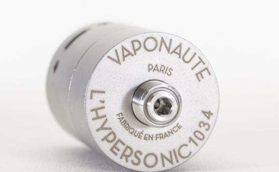 Hypersonic RTA - создано французами для вэйперов, которые хотят усложнить себе жизнь