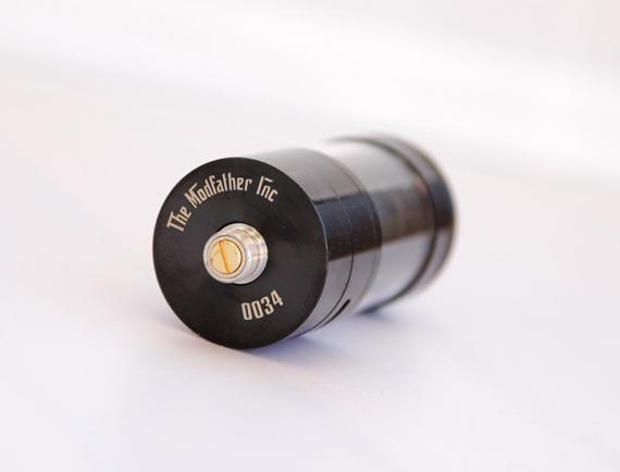 Modfather RTA second version - a slightly lightweight version of the popular atomizer