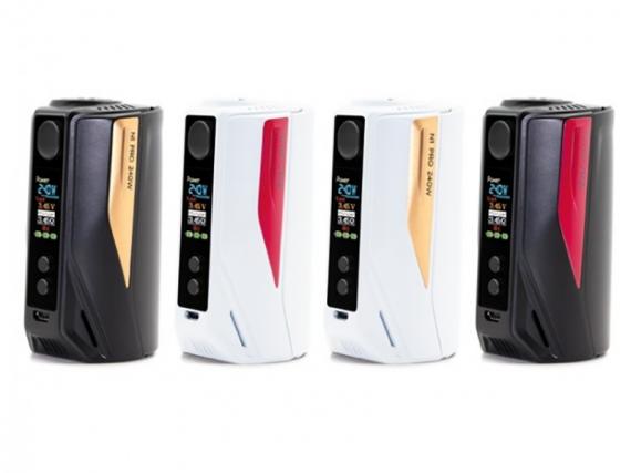 Vaptio N1 Pro 2/3 240W - с возможностью использования трех акккумуляторов 18 650