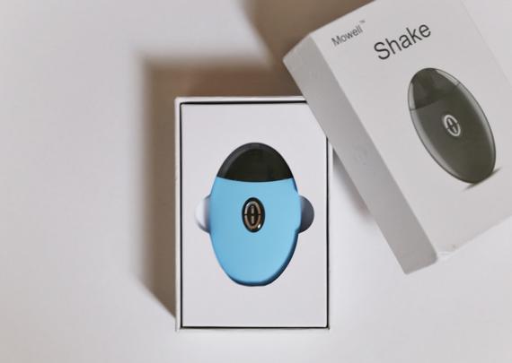 Shake AIO Pod, Mowell снова в деле, и снова у нас небольшой набор для быстрого парения