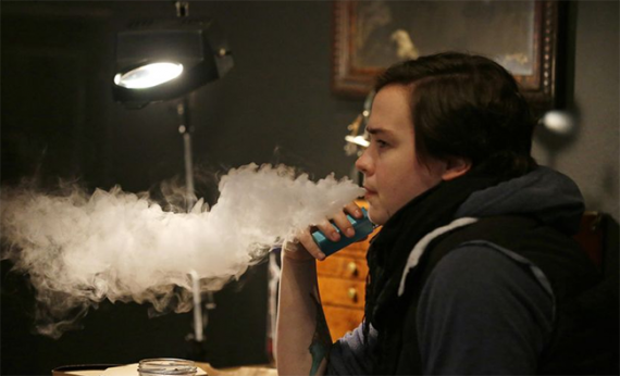 Scott Gottlieb on Raising the Minimum age for buying vaping Products