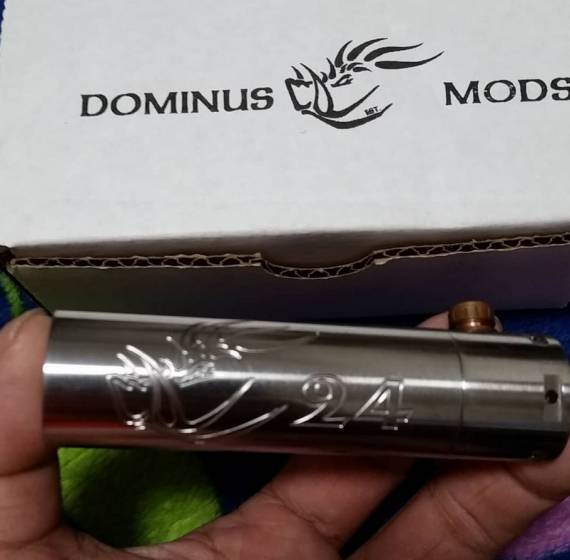Mechanics with a lower lateral arrangement of the start button from the company Dominus Mods