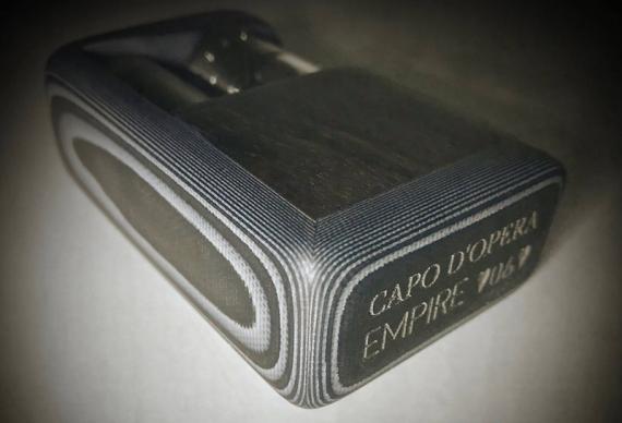 Empire mod от компании Capo D'Opera Mod. Ну хоть какое-то разнообразие