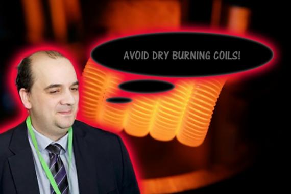 Советы химиков: не пользуйтесь частыми прожигами ваших спиралей и намоток