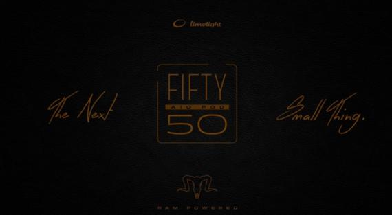 Fifty 50 от компании Limelight Mechanics - квадратный коротыш под 18 350