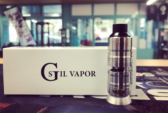 Gevolution² from German-Stil-Vapor.  From the category of tanks for pros