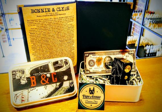 Куда же без Бонни и Клайда? Сквонкер Bonnie and Clyde от компании History Mod