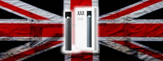 Не смотря не на что, компания Juul Labs готовится к дальнейшему расширению в Великобритании