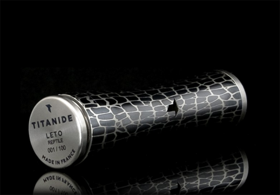 Mod Leto V2 от компании Titanide. Отличное дополнение к дрипке с таким же названием от этого же производителя