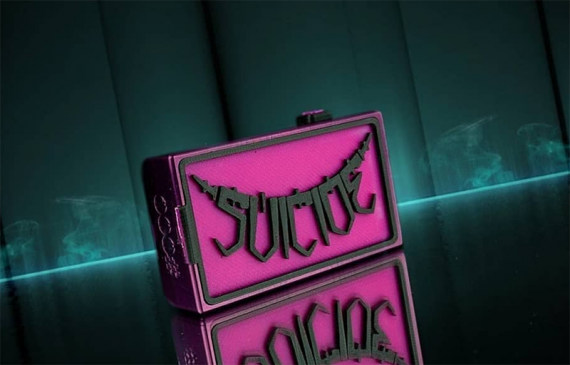 Серия модов Overdose Suicide King от компании Suicide Mod