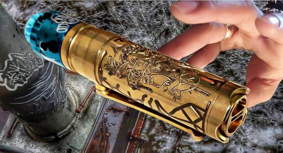 Ink Head 666. Инсайдерская информация по моду Grip от компании Immortal modz