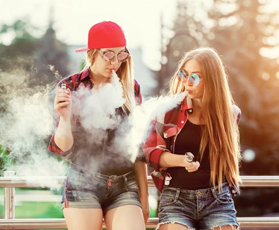 Новое исследование из Великобритании про подростков, курение и вэйпинг