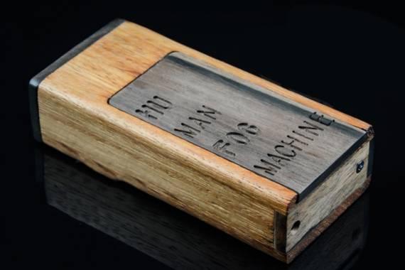 Вопрос один: Многие ли купят? Commando Wood Box от компании GP Customs