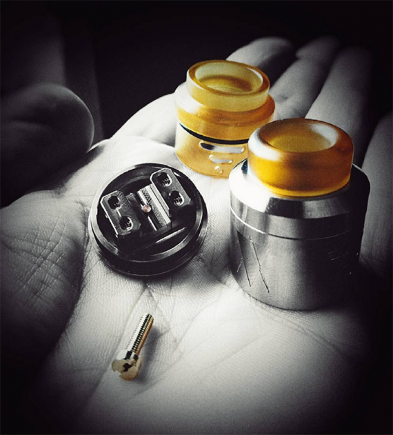 Are you bored with squonkers?  Then here is an interesting offer for you.  Echo rda bf