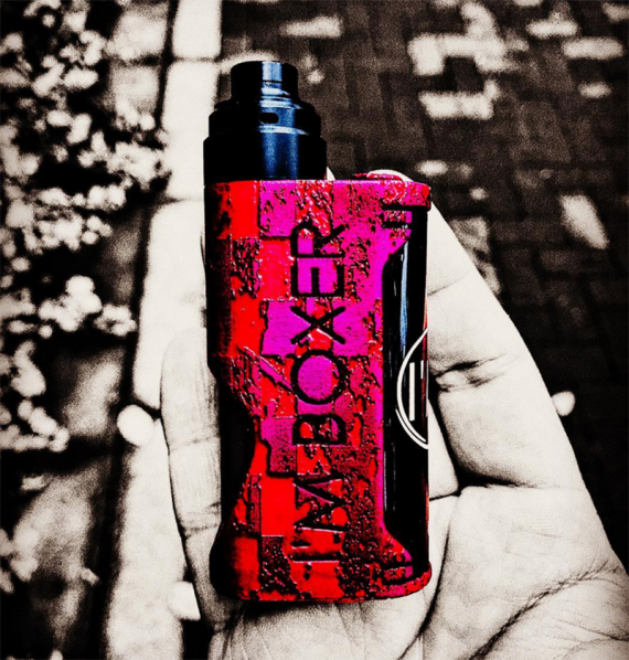 Boxer V3 by I & # 39; M infinity Mod.  It seems to be a novelty, but it seems that many have seen