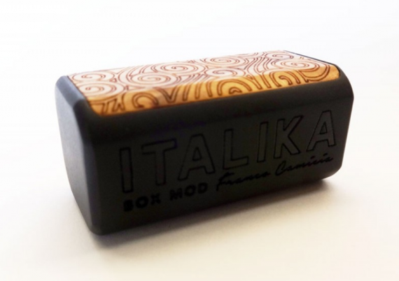 Ликуйте фанаты стелс формата! Перед вами K'nano от Italika box mod