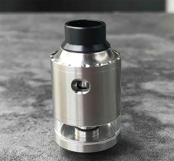 Until it rusted.  Hellfire Fresh Atomizer (MavT RDTA)