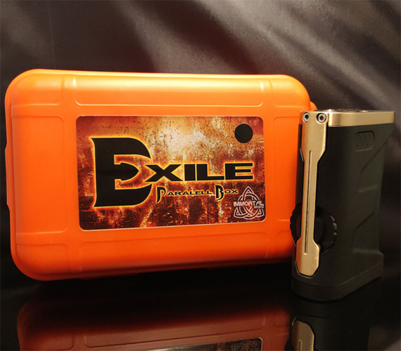 Exile (Parallel Mechanical Box) - название говорит само за себя (новинка от Immortal Modz)