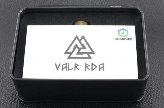 AModVape ( Valr RDA ) - продолжаем знакомство с новенькими дрипками